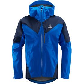 Haglöfs L.I.M Touring Proof Jacket Men storm blue/tarn blue